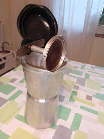 Máquina de café eléctrica