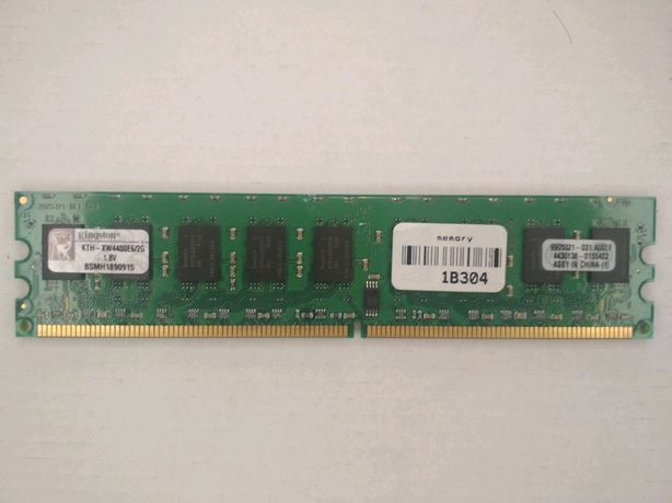 DDR2 2GB 800MHz планка памяти Kingston