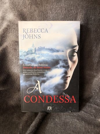 """Livro """"A Condessa"""" - Rebecca Johns"""
