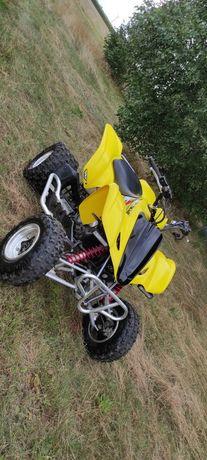 Suzuki ltz 400 homologacja