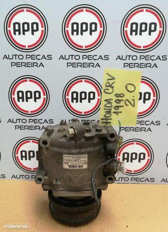 Compressor Ar condicionado Honda CRV 1998, 2.0