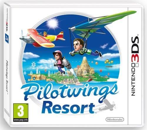 Pilotwings Resort Nintendo 3DS - nowa