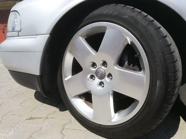 Felgi Ronal Flat Five 18 cali 8.5j 5x112 Audi A8 (Volkswagen/Skoda)