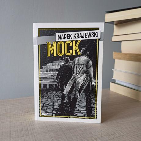 Marek Krajewski - Mock początek z autografem