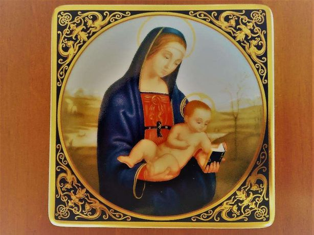 """Placa Vista Alegre """"Dia da mãe"""" (1ª)"""