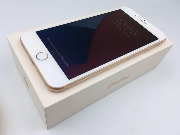 iPhone 8 PLUS 64GB GOLD • NOWA bateria • GW 1 MSC • AppleCentrum