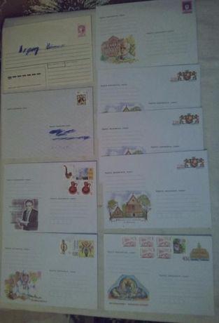 конверты по Украине