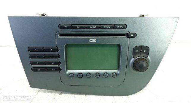Auto Radio Cd Mp3 Seat Leon (1P1)