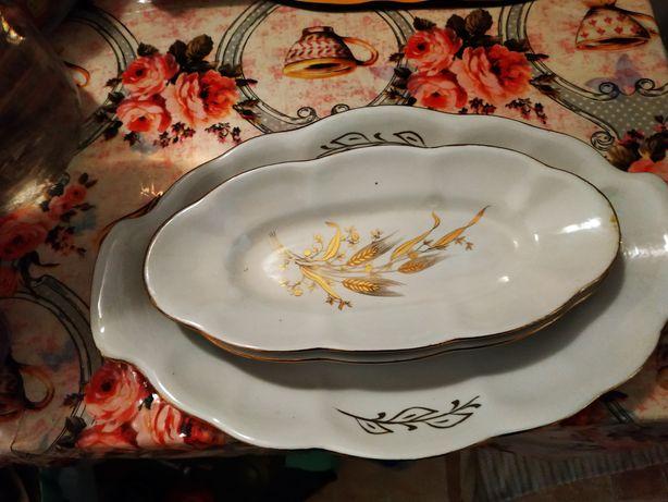 Набір нових тарілок (3 штуки)