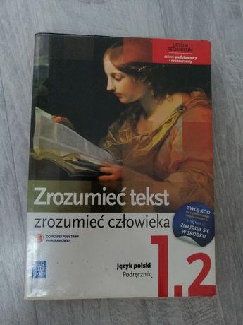 Podręcznik Zrozumieć tekst zrozumieć człowieka