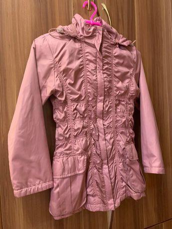 Куртка осень-весна рост 140 см