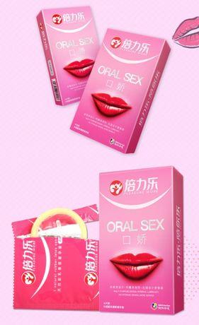 Презерватив оральный