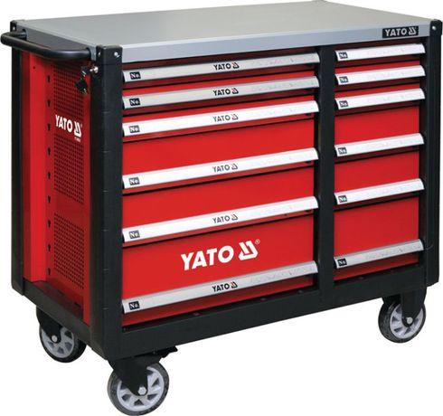 szafka warsztatowa narzędziowa yato