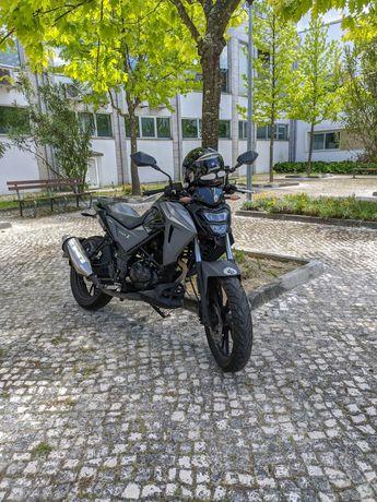 Mota SYM NH-X  125cc/ troco por PCX OU JET-X