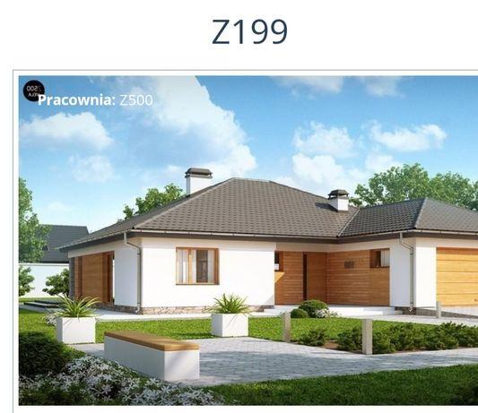 Na sprzedaż Dom, Mokrzyszów, 242m2, Stan Surowy,