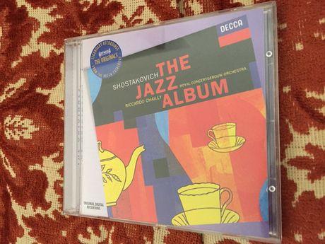 The Jazz Album - Shostakovich / Riccardo Chailly