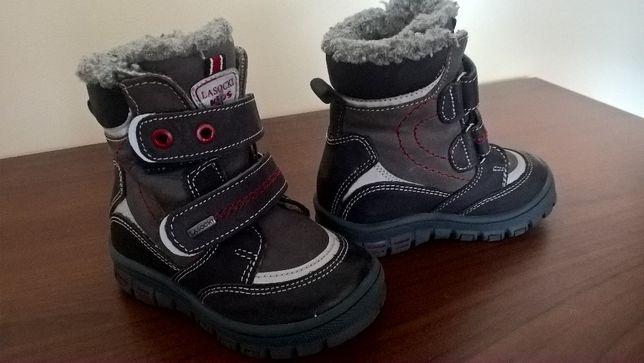Buty zimowe kozaczki