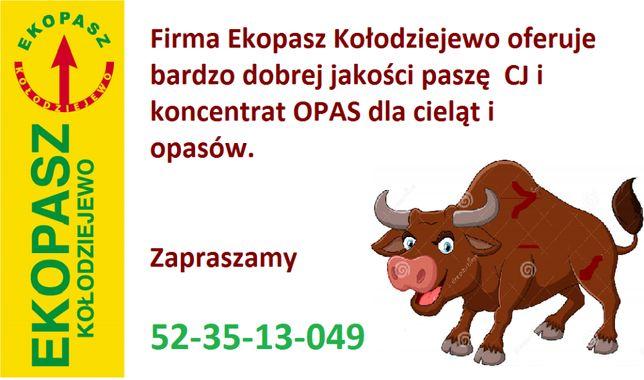 Koncentrat Opas - Bydło Opasowe