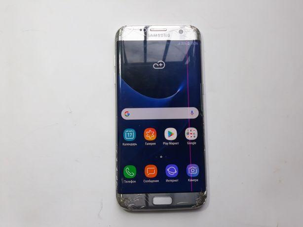 Дисплейный модуль в рамке Samsung Galaxy S7 EDGE, G935FD, Duos оригина