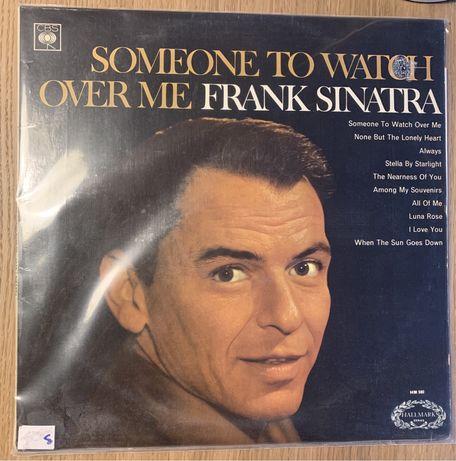 Frank Sinatra Someone to watch over me plyta winylowa