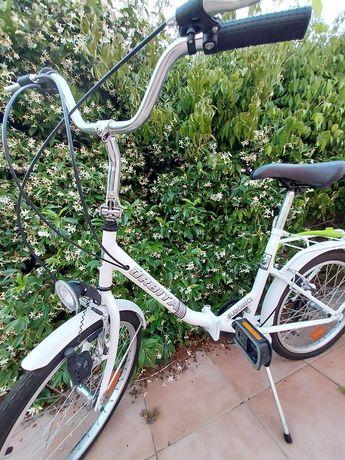 Bicicleta Orbita Eurobici - dobrável
