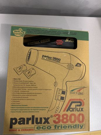 Parlux 3800 (фен)