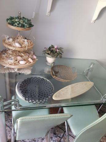stół szklany duzy