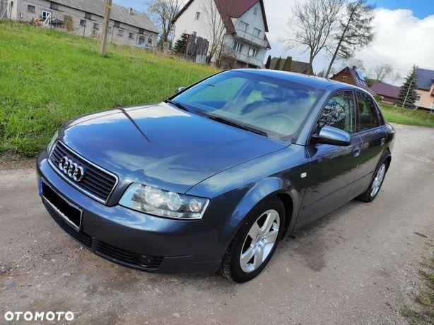 Audi A4 1.8T quattro z Niemiec po opłatach Rezerwacja
