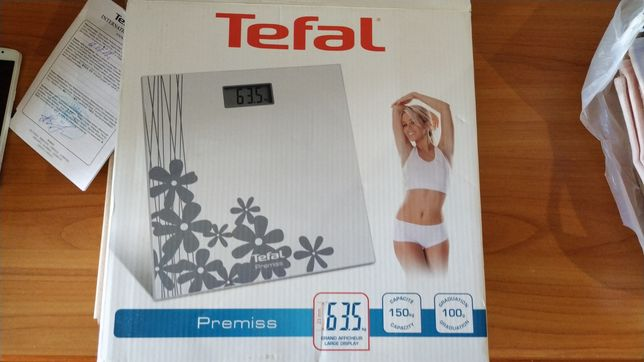 Срочно! Весы Tefale