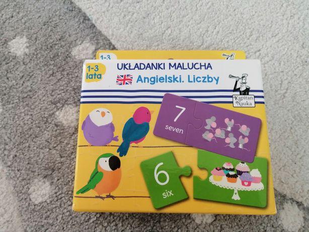 Układanka dla dzieci angielski