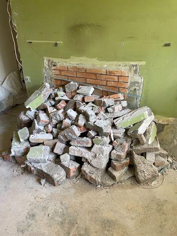 Отдам строительный мусор бесплатно