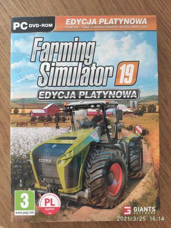 Farming Symulator 19 edycja platynowa PC