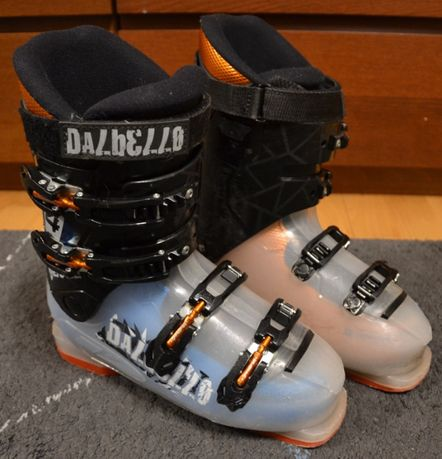 Buty narciarskie Dalbello Menace 4 Junior 255mm (300mm)