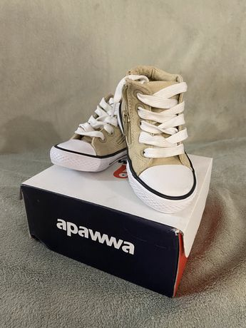 Продам кеды Apawwa 21 размер