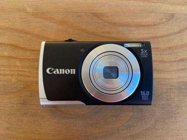 Maquina digital compacta HD Canon Power Shot A2500