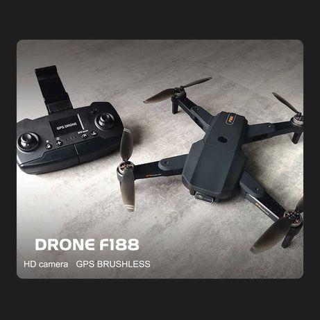 Drone Dronyak F188 + Bateria Extra (Profissional)