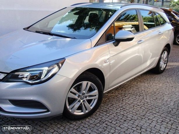 Opel Astra Sports Tourer 1.6 CDTI Dynamic S/S
