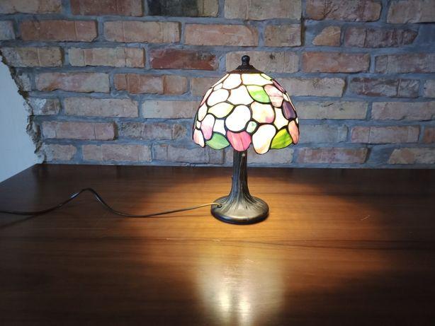 lampka nocna vintage retro