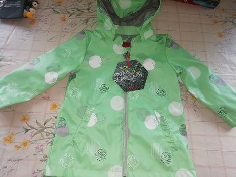 Ветровка, плащ, куртка для девочки на 1 год. S. Oliver