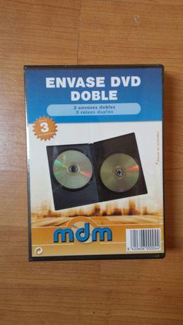 Caixas de dvd