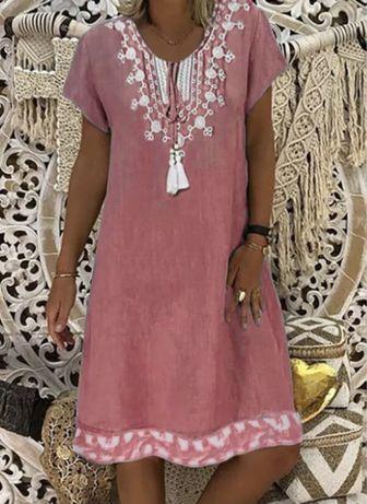 Nowa sukienka nainowa