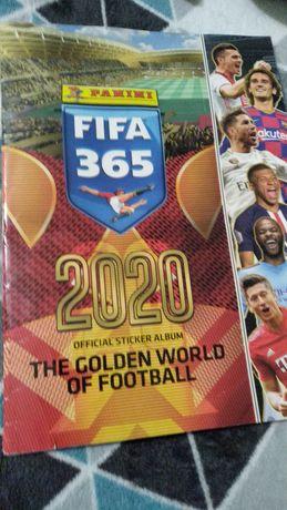 Наклейки Panini FIFA 365 за сезон 2020.Оновлено 26.07.2020р.