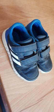 Adidasy adidas 28 granatowe