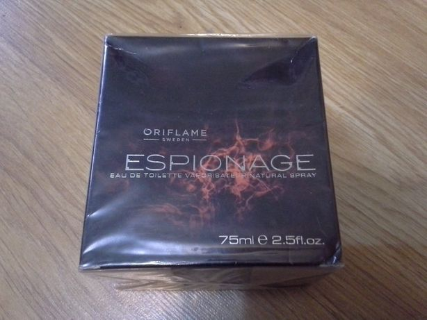 Espionage Oriflame 75ml mega unikat