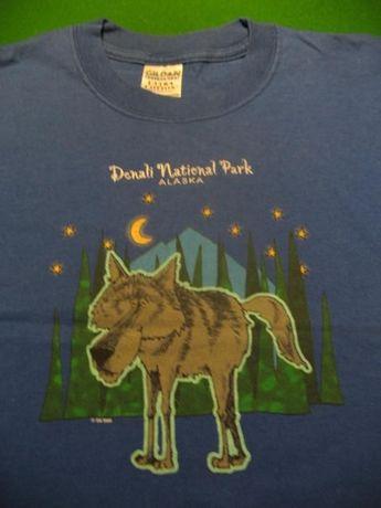 Koszulka t-shirt M 10/12 z USA oryginał ALASKA nowa