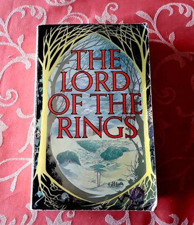 J R R Tolkien - Senhor dos Anéis - Allen & Unwin PB 1973