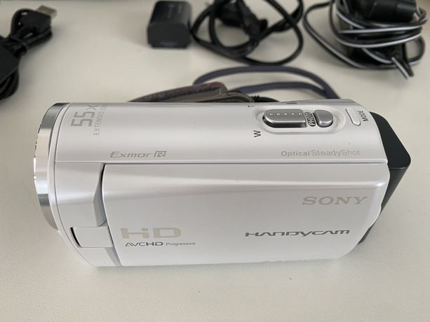 Kamera cyfrowa Sony HDR-CX 250 (HDRCX250EW) biały