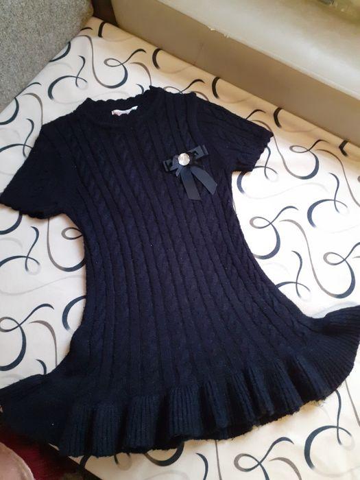 Продам платье тёплое Артемовск - изображение 1