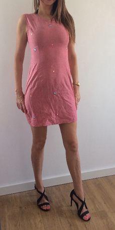 Sukienka reserved do pracy elegancka M