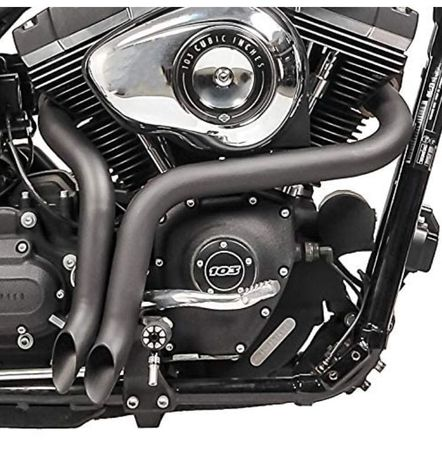 Escape Harley Davidson Sportster, Dyna, Softail e Touring (NOVO)